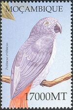Mozambique 2002 Birds of Africa aa