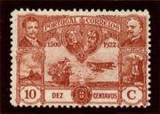 Portugal 1923 First flight Lisbon Brazil f