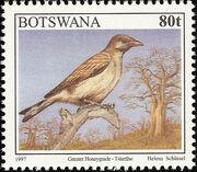 Botswana 1997 Birds k