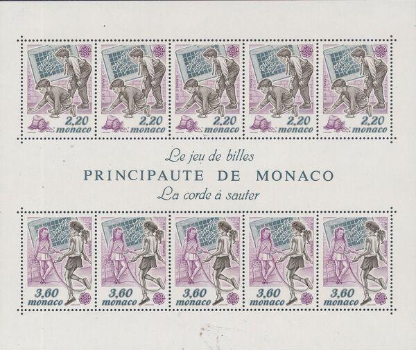 Monaco 1989 EUROPA - Toys c