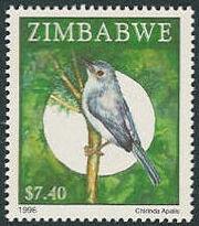 Zimbabwe 1998 Birds e
