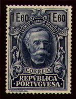Portugal 1925 Birth Centenary of Camilo Castelo Branco x