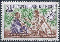 Niger 1965 Radio Clubs of Niger a