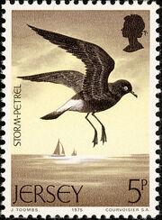 Jersey 1975 Sea Birds b