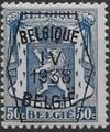 Belgium 1938 Coat of Arms - Precancel (4th Group) f.jpg