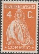 Portugal 1926 Ceres (London Issue) c