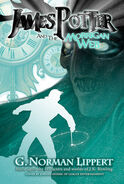 James Potter and the Morrigan Web (Second Edition Cover)