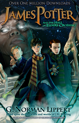 File:James Potter and the Hall of Elders' Crossing (Second Edition Cover).jpg