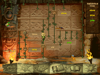Image of The Dig Game.
