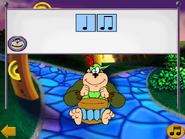Music gorilla game