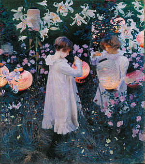 File:300px-John Singer Sargent - Carnation, Lily, Lily, Rose - Google Art Project.jpg