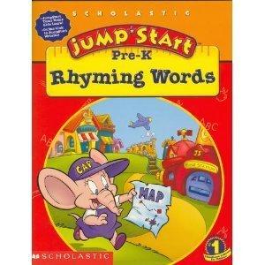 Image of JumpStart Pre-K Rhyming Words.