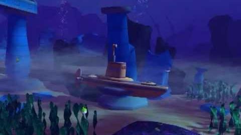 JumpStart Deep Sea Escape, Intro Part 1