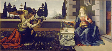 File:380px-Leonardo Da Vinci - Annunciazione.jpg