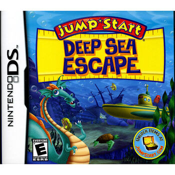 Image of JumpStart Deep Sea Escape.
