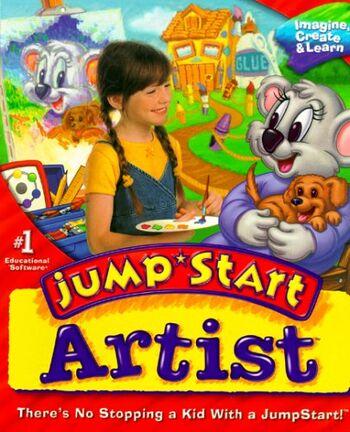 Image of JumpStart Artist.