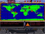Js6g map screen hot spot