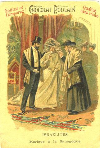 File:1905ChocolatPoulainWedding.jpg