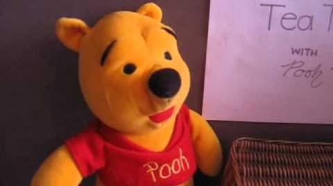 Judge Mia is interviewed on the Semi-Mid-Tea Time Show with Pooh!