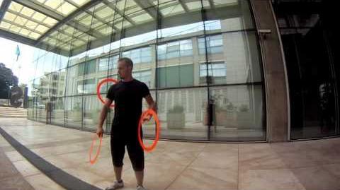 DADAOLTA trailer - rings juggling film - Riky