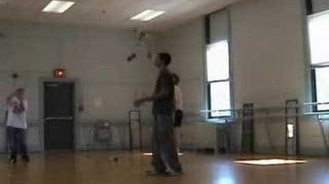 Dave's Juggling Video 3 - Part 1