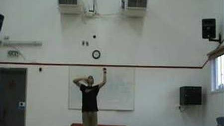 5 ball Thoroughly impossible trick