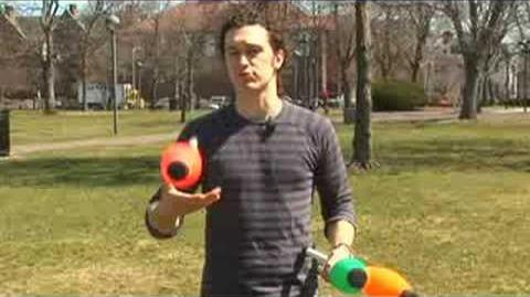 How to Juggle 3 Clubs Juggling 3 Clubs Common Problems