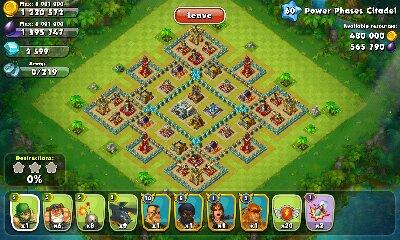 Power Phases Citadel