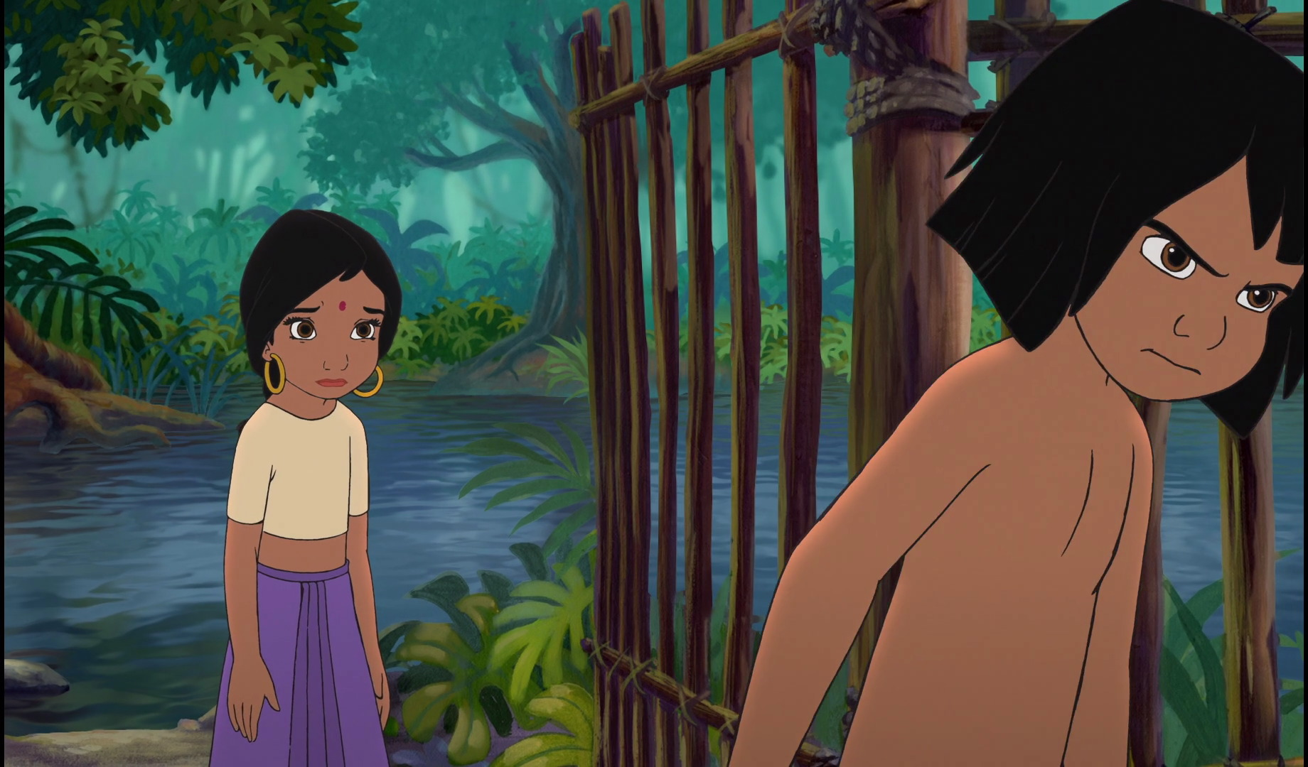image mowgli is mad at shanti cause hes in troublejpg
