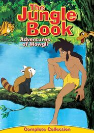 The Jungle Book Adventures of Mowgli - The Complete Collection