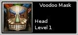 Voodoo Mask quick short