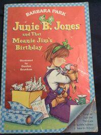 That Meanie Jim's Birthday