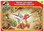 VelociraptorDIeCastCard