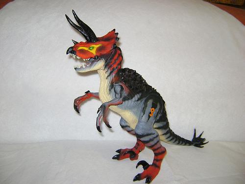 File:Ultimasaurus (0) Hybrid of Tyrannosaurus rex + Triceratops + Velociraptor + Ankylosaurus + Stegosaurus.jpg