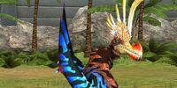 Tropeognathus/JW: TG