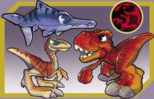 Ichtyosaurus concept