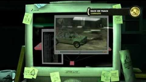 Jurassic Park The Game - Episode1 The Intruder - Back on Track