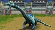 Brachiosaur fight