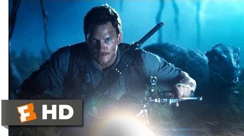Jurassic World (5 10) Movie CLIP - Raptor Recon (2015) HD