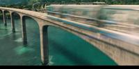 Jurassic World Monorail