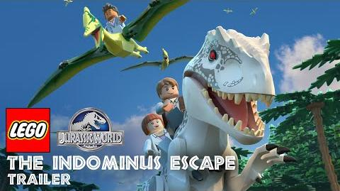 Trailer LEGO® Jurassic World The Indominus Escape