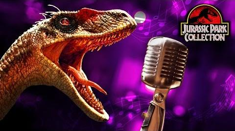 Sounds of Jurassic Park