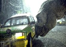 343 Jurassic Parkt-rexag3mdjeepas2d