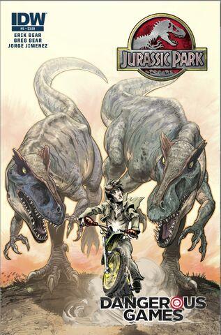 Archivo:JurassicPark DangerousGames 05.jpg