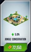 Jungle Conservation Card