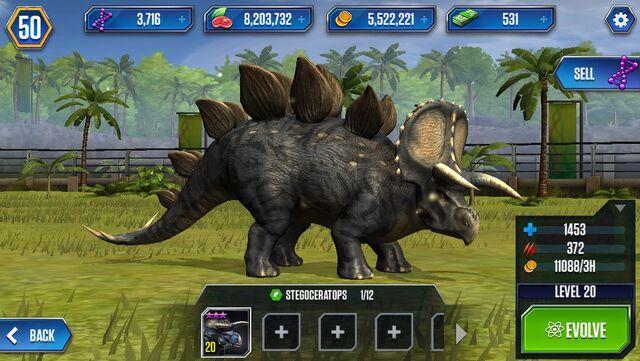 File:Stegoceratops lvl 20 by crookedsanity-d91zvc6.jpg