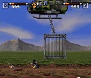 Chaos eurocopter
