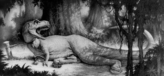 Archivo:JurassicPark-TRexBaby.jpg