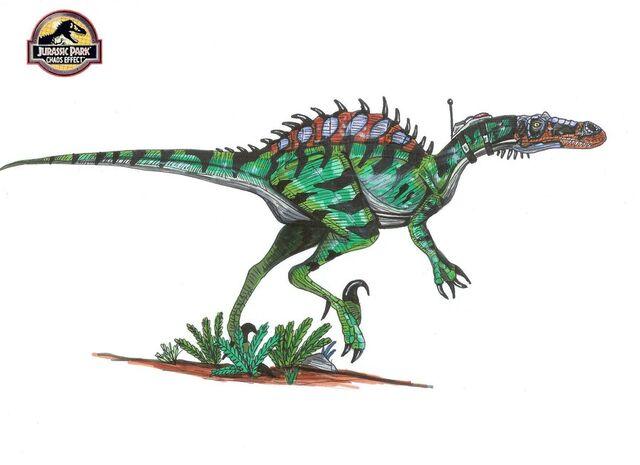 File:JP Spinocharoraptor Rex by hellraptor.jpg