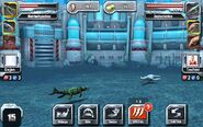 Jurassic Park Builder Tournament METRIORHYNCHUS 3